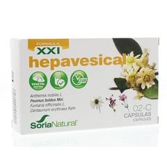 Soria Hepavesical XXL 2-C (30 capsules)