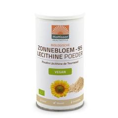 Mattisson Zonnebloem lecithine poeder bio (180 gram)