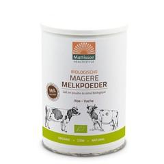 Mattisson Magere melkpoeder bio (450 gram)