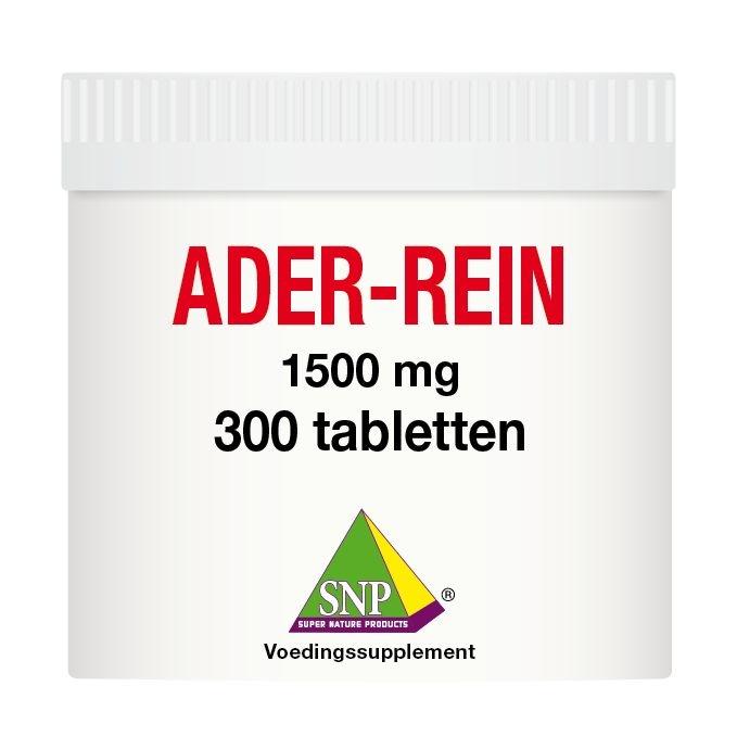 SNP Ader rein (300 tabletten)