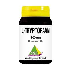 SNP L-Tryptofaan 500 mg (60 capsules)
