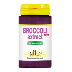 NHP Broccoli 7000 mg puur (60 vcaps)