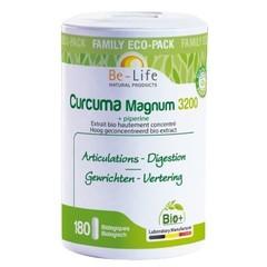 Be-Life Curcuma magnum 3200 & piperine bio (180 softgels)