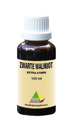 SNP SNP Zwarte walnoot extra sterk (100 ml)