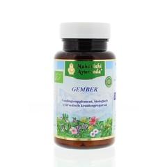 Maharishi Ayurv Gember (60 capsules)