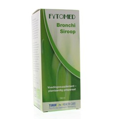 Fytomed Bronchi siroop (150 ml)