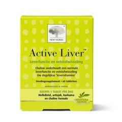 New Nordic Active liver (60 capsules)