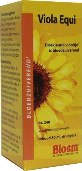 Bloem Viola equi (50 ml)