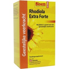 Bloem Rhodiola extra forte (100 capsules)