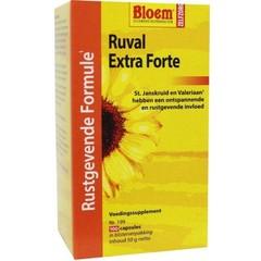 Bloem Ruval extra forte met st janskruid (100 capsules)