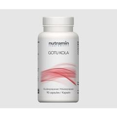 Nutramin NTM Gotu kola (90 capsules)