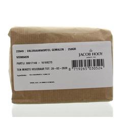 Jacob Hooy Valeriaanwortel gemalen (250 gram)