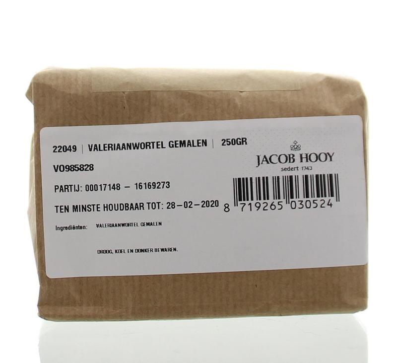 Jacob Hooy Jacob Hooy Valeriaanwortel gemalen (250 gram)