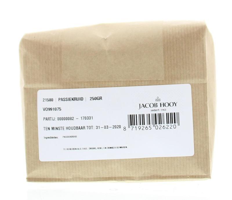 Jacob Hooy Jacob Hooy Passiekruid (250 gram)