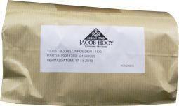 Jacob Hooy Jacob Hooy Bouillon poeder (1 kilogram)