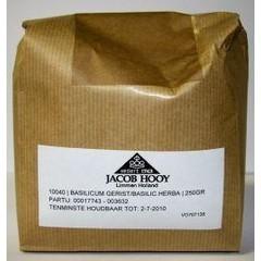 Jacob Hooy Basilicum gerist (250 gram)