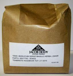 Jacob Hooy Jacob Hooy Basilicum gerist (250 gram)
