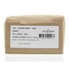 Jacob Hooy Italiaanse kruiden (250 gram)