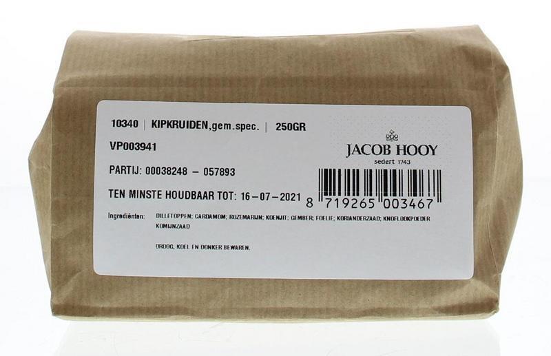 Jacob Hooy Jacob Hooy Kipkruiden (250 gram)