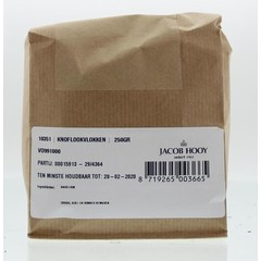 Jacob Hooy Knoflook vlokken (250 gram)
