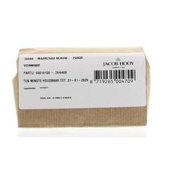 Jacob Hooy Maanzaad blauw/papaver coer (250 gram)