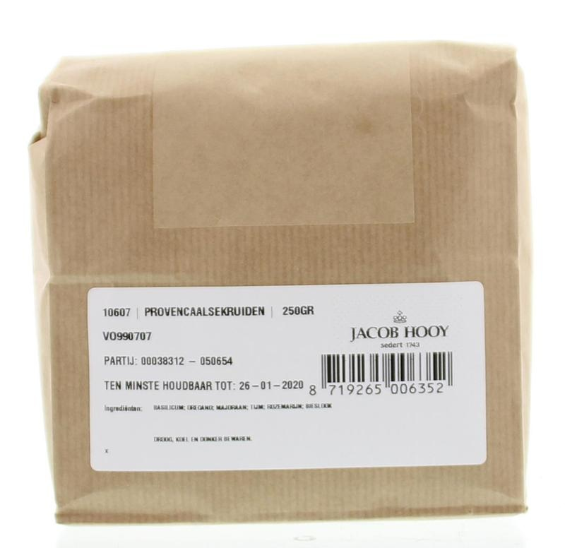 Jacob Hooy Jacob Hooy Provencaalse kruiden (250 gram)