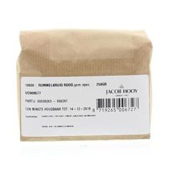 Jacob Hooy Rommelkruid rood (250 gram)