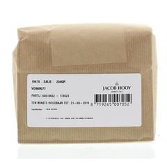 Jacob Hooy Salie gesneden (250 gram)