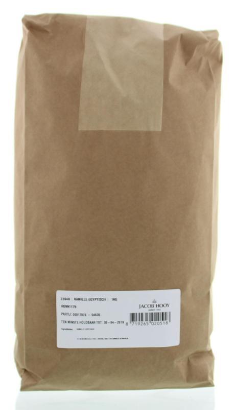 Jacob Hooy Jacob Hooy Kamillen/matric flos/egypte (1 kilogram)