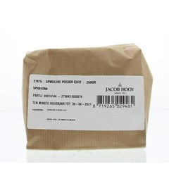 Jacob Hooy Spirulina poeder (250 gram)