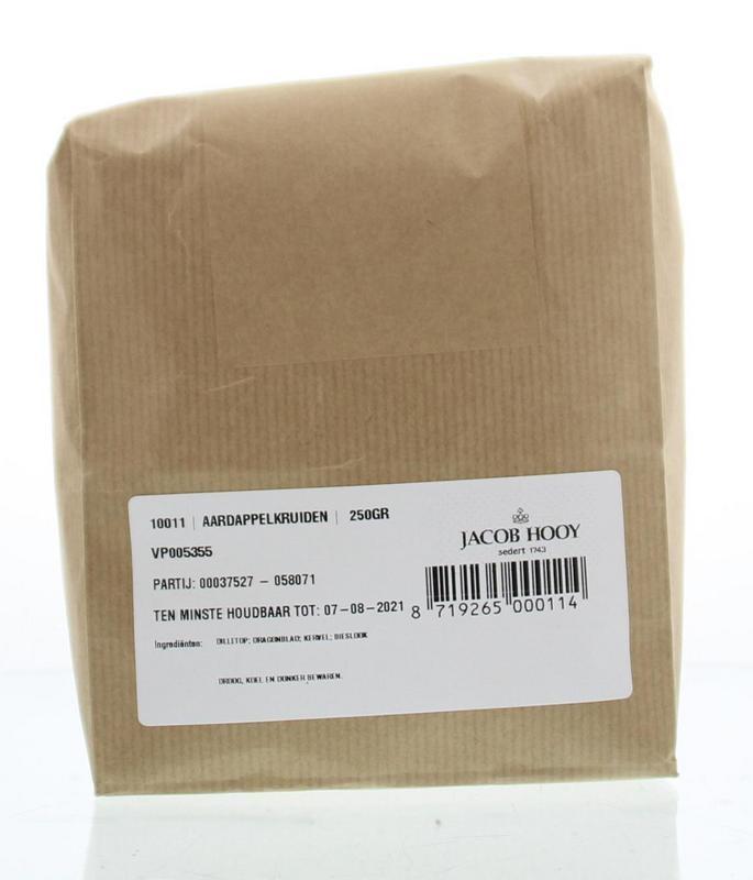 Jacob Hooy Jacob Hooy Aardappelkruiden (250 gram)