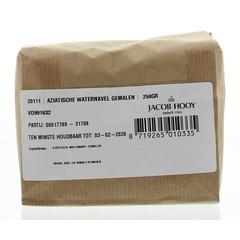Jacob Hooy Aziatische waternavel gemalen (250 gram)