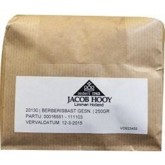 Jacob Hooy Berberisbast gesneden (250 gram)