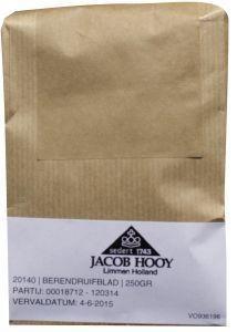 Jacob Hooy Jacob Hooy Berendruifblad (250 gram)