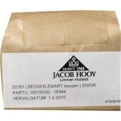 Jacob Hooy Bessen zwart (250 gram)