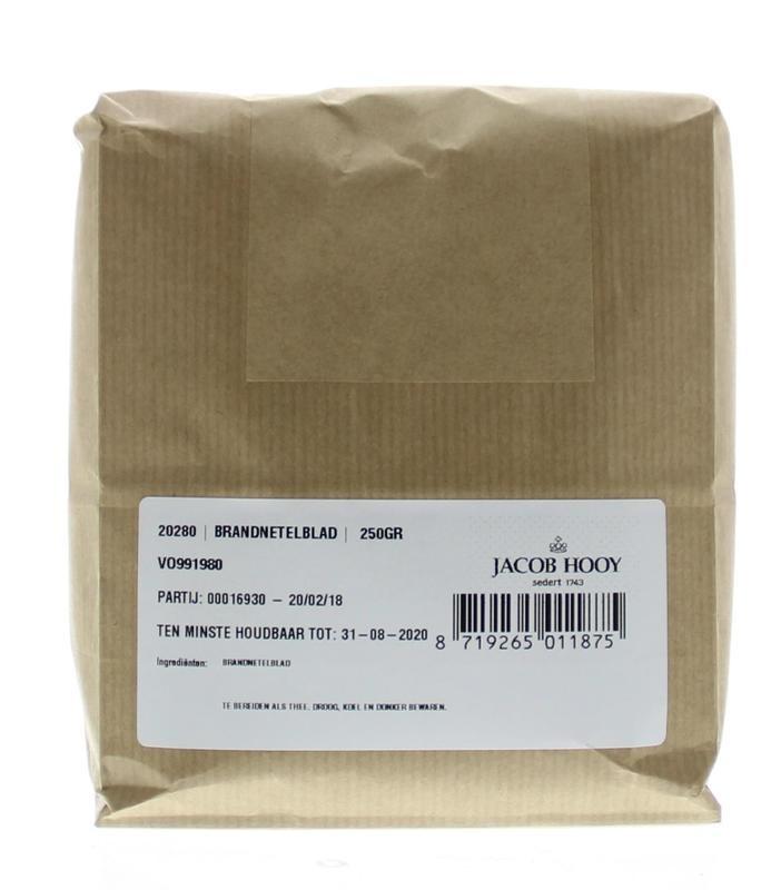 Jacob Hooy Jacob Hooy Brandnetelblad gesneden (250 gram)