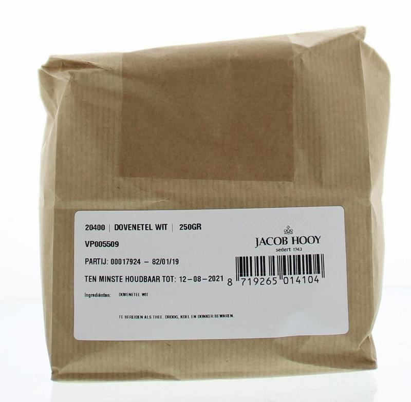 Jacob Hooy Jacob Hooy Dovenetel wit (250 gram)