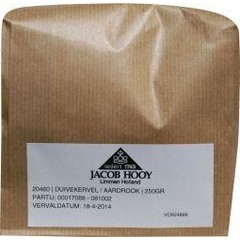 Jacob Hooy Duivenkervel/aardrook (250 gram)