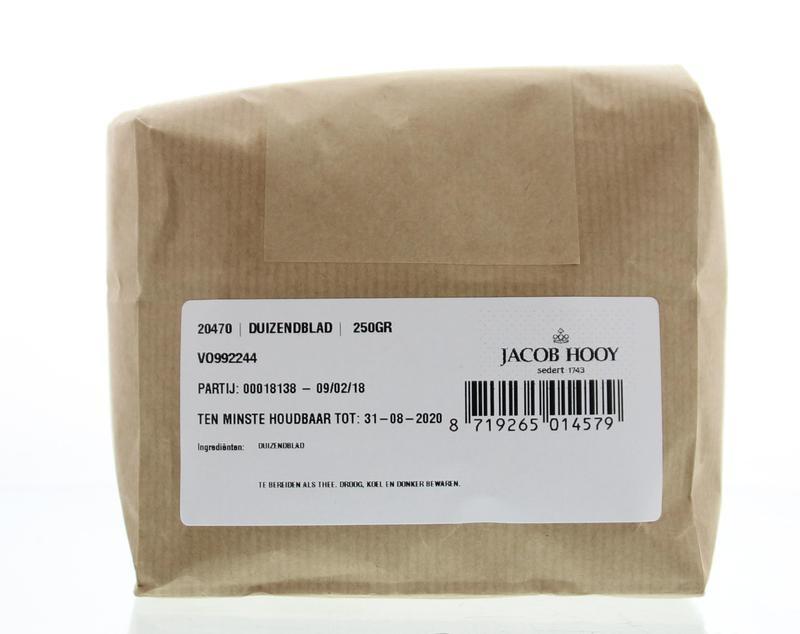 Jacob Hooy Jacob Hooy Duizendblad (250 gram)