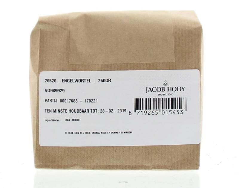 Jacob Hooy Jacob Hooy Engelwortel gesneden (250 gram)