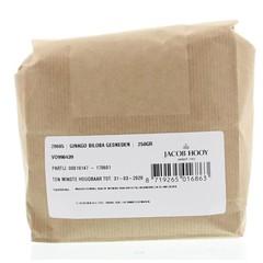 Jacob Hooy Ginkgo biloba gesneden (250 gram)