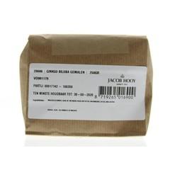 Jacob Hooy Ginkgo biloba gemalen (250 gram)