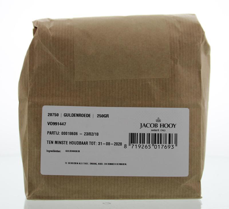 Jacob Hooy Jacob Hooy Guldenroede gesneden (250 gram)