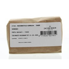 Jacob Hooy Rozenbottels gemalen (250 gram)