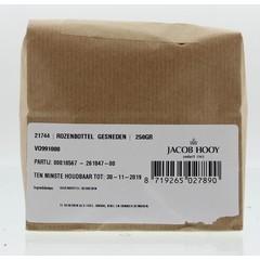 Jacob Hooy Rozenbottels zonder zaad gesneden (250 gram)