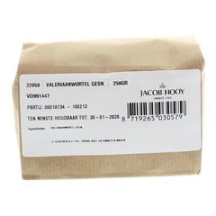 Jacob Hooy Valeriaanwortel gesneden (250 gram)