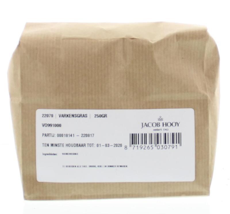 Jacob Hooy Jacob Hooy Varkensgras (250 gram)