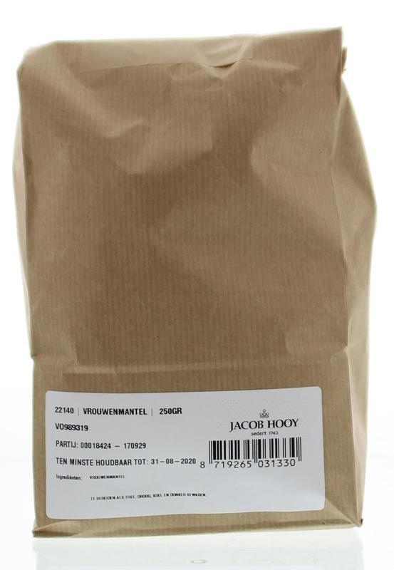 Jacob Hooy Jacob Hooy Vrouwenmantel (250 gram)