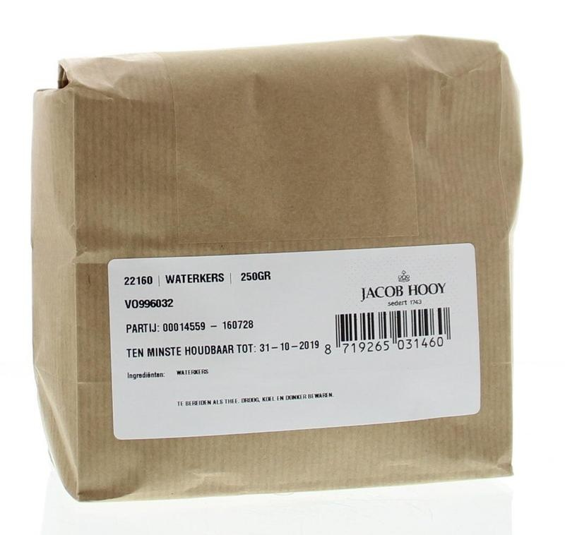 Jacob Hooy Jacob Hooy Waterkers (250 gram)