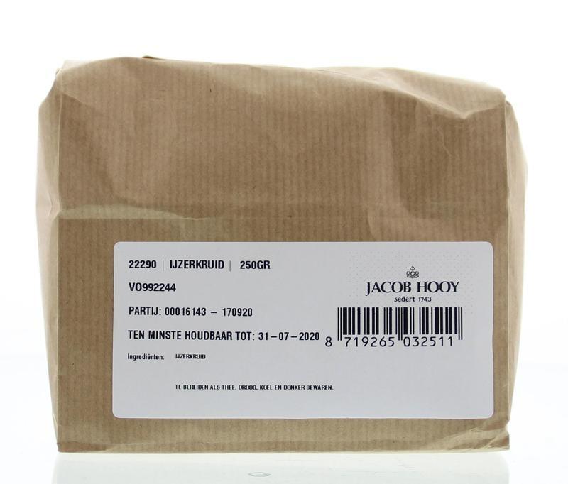 Jacob Hooy Jacob Hooy IJzerkruid verveine (250 gram)